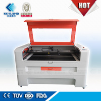 2015 laser engraving machine for sale engraving on wood plywood MDF acrylic glass