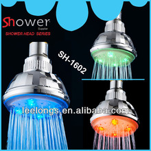 SH-1602 Temperature Control RGB Top LED Shower Head