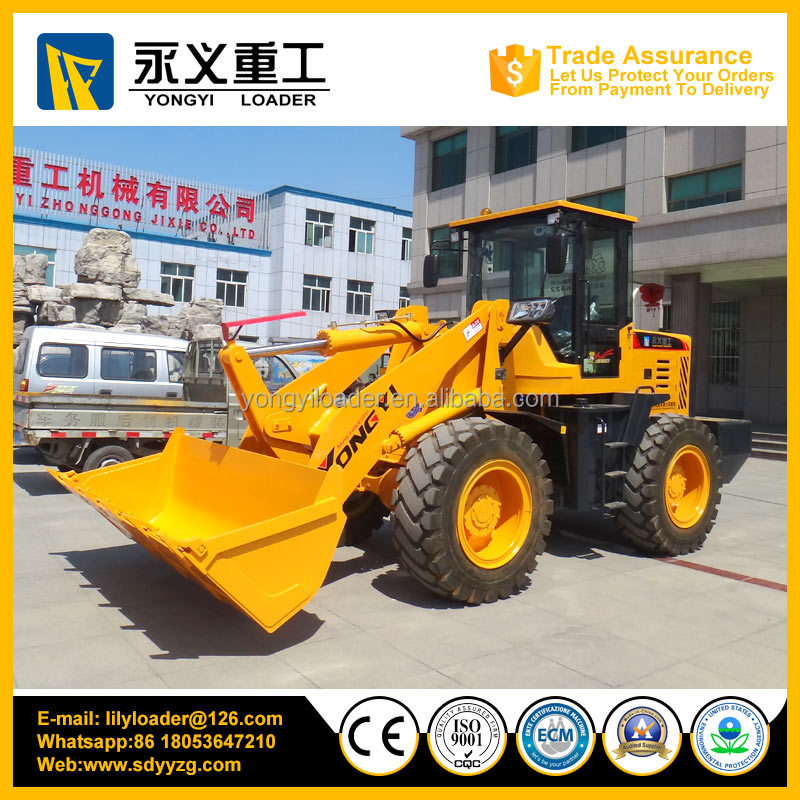 payloader machine construction equipment ce approved small wheel loader with best quality