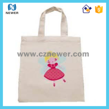 Blank cheap high quality plain hot sale organic cotton wholesale tote bag
