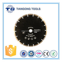 TG Tools Standard Size 16/20/22/23/25.4mm hot sell industrial diamond saw blade