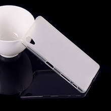 Pudding Soft Case For Sony Xperia X Clear TPU Soft Gel Case Cover