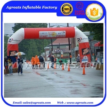 cheap custom 8m promotional inflatable arch for grand opening S5028