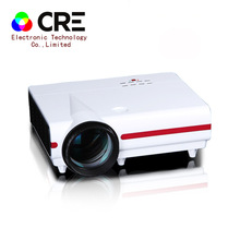 video led tv tuner 3500lumens, led projector cre x1500 passive 3d projector