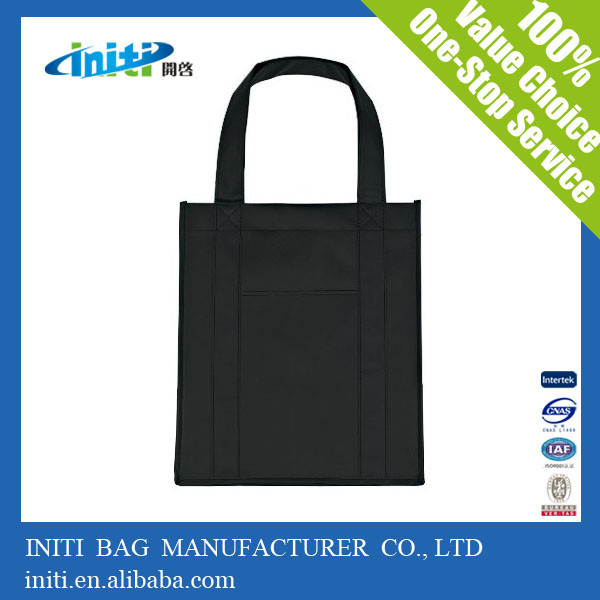 2015 wholesale reusable foldable shoulder bag man made in china