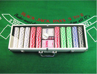 13.5 Clay ABS Poker chip set