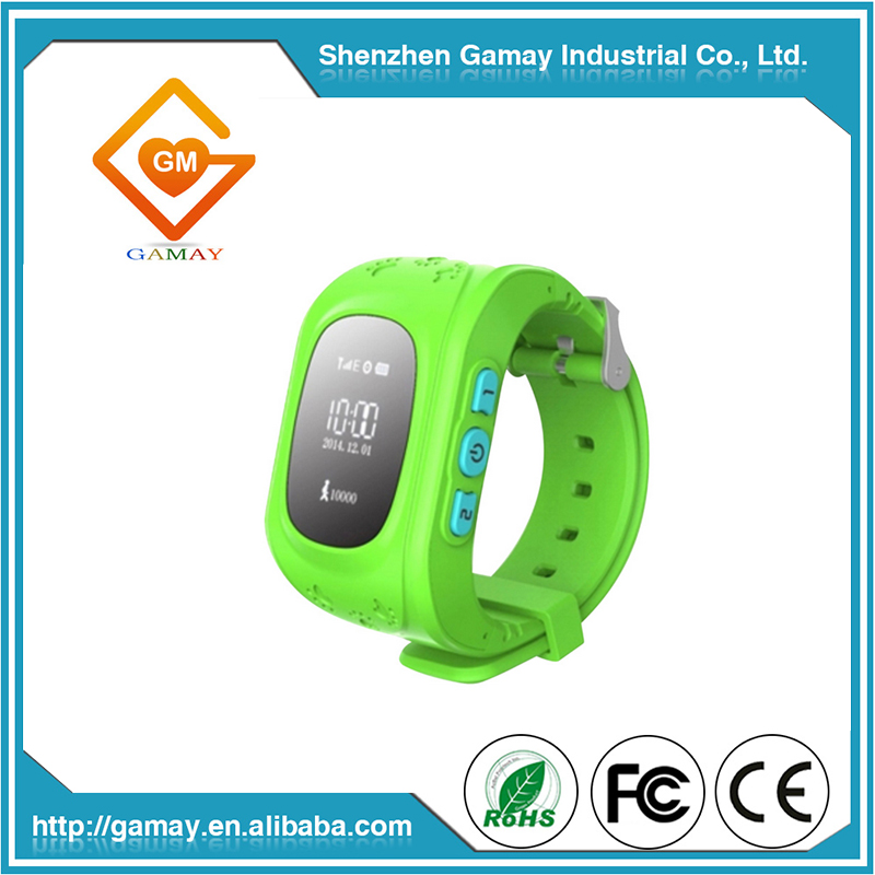 Cheap Kids Tracker Watch Q50 GPS Tracking Smart Watch for Kids