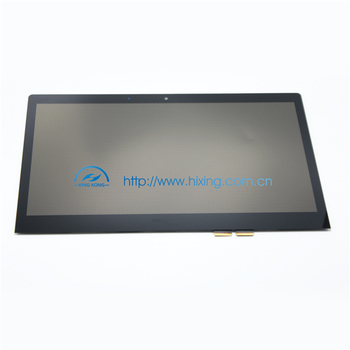 "14"" Lcd Touch Screen Digitizer Assembly Replacement For Lenovo Yoga 3 14 80JH"