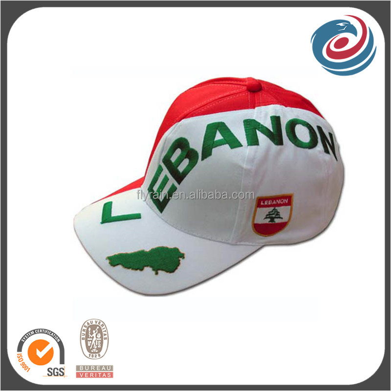 customer designed young style embroidery contrasted color hats