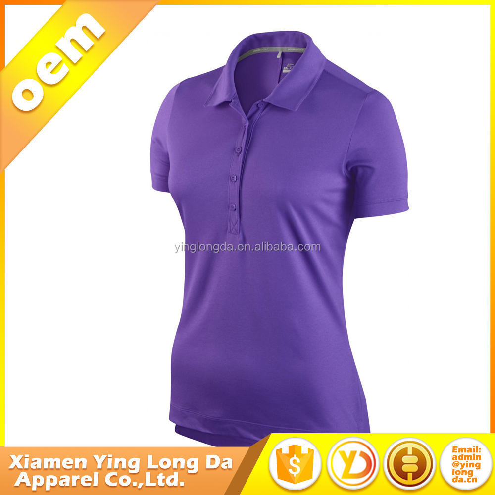 Durable professional women's plain training t-shirt Alibaba china new arrival 100% polyester t-shirt wholesale