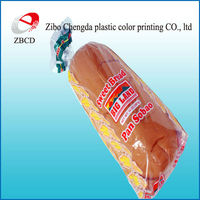 CPP plastic printed bread bag