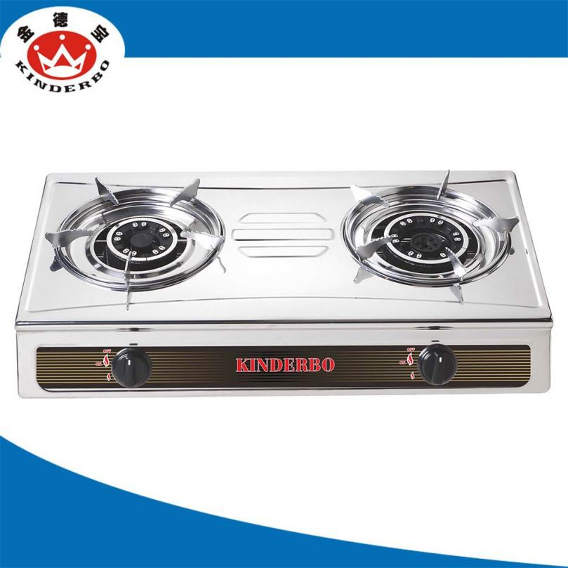 2 burner New Arrival indian induction gas cooker