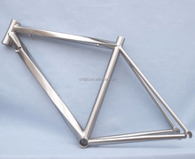 New design titanium tubes for bicycle parts with high quality