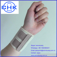 Hot selling breathable gym sport support wrist wrap