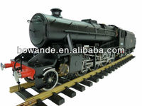 BRITISH 8F MODEL TRAIN TOY LIVE STEAM LOCOMOTIVE