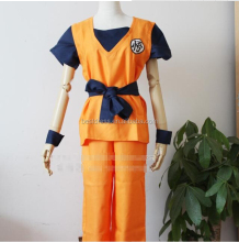 Wholesale HIGH QUALITY DRAGON BALL Z GOKU FANCY COSTUME