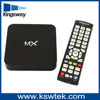 MX Dual Core A9 Smart TV Box XBMC Media Player Mini PC+Remote Control