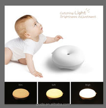 Hot Selling Flashlight yellow Color Baby Night Lights