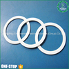 High quality OEM custom size material exercise injection moulding plastic ptfe o seal rings