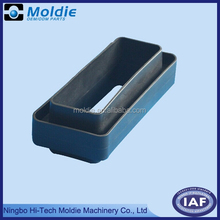 auto part with plastic inject mould molding