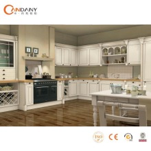 Wooden kitchen-solid wood kitchen cabinet