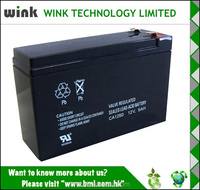 Low Price 12v 5ah Backup Storage Battery Manufactory