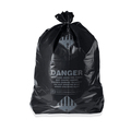 Extra large heavy duty garbage bags