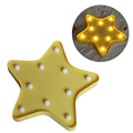 ICTI certificated custom made LED Star Baby Night Light Lamp Bedroom Lamp Toy
