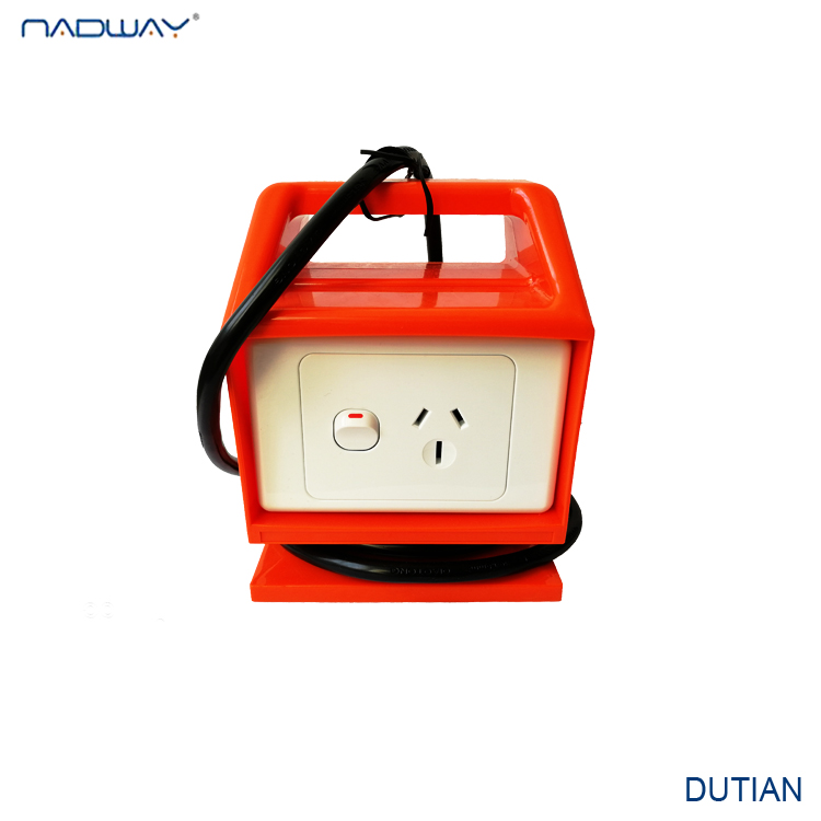 NADWAY Electrical Plug Safety Cover Australia Outdoor Portable Multi Socket