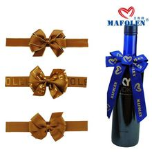 Good Quality Popular Style Affordable Price Pvc Glitter Christmas Bow For Gift Packaging