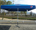 10 feet advert outdoor sqaure cafe bistro garden umbrellas