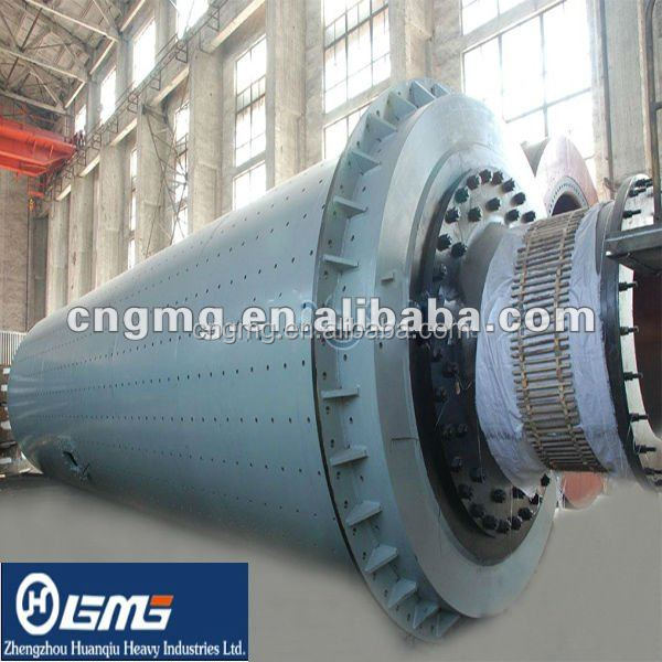 steel grinding media cement tube overflow ball mill