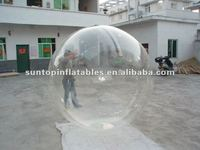 Hot sales funny Inflatable water walking ball with PVC or TPU materials
