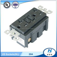 No Load 20A 220V GFCI Receptacle for industrail generators