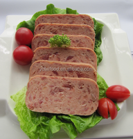 Canned Spicy Pork Luncheon Meat