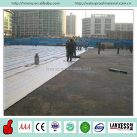SBS Modified Bitumen Roofing Torch Rolls for Building Waterproof