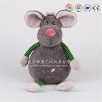 ODM design plush mouse stuffed toys