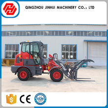 Most Popular Certification wheel container top loader