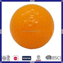professional customized standard quality novelty used golf ball