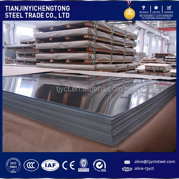 China manufacturing 304 HL surface stainless steel shim plate