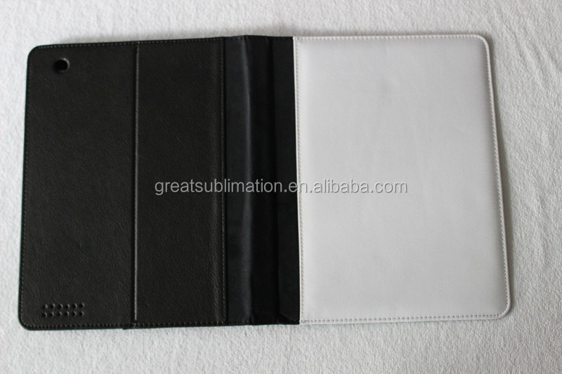 sublimation blank leather pad case