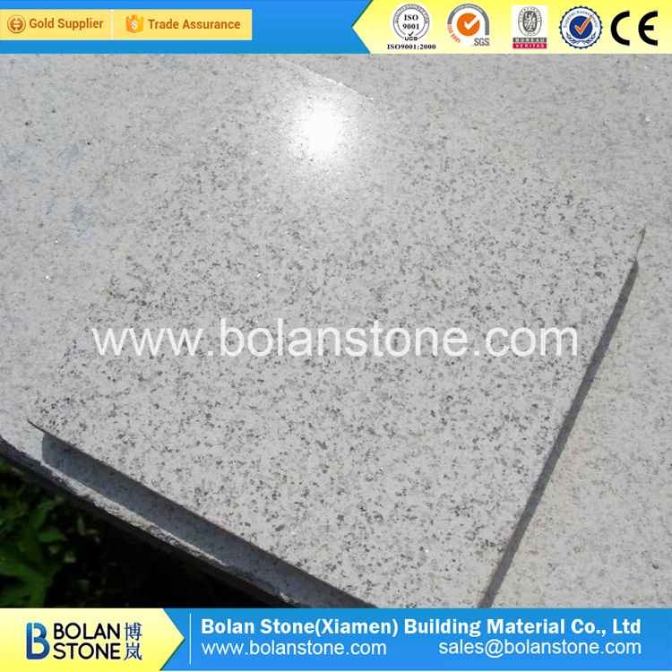 Natural chinese pearl white granite tiles slabs