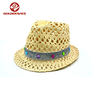 Factory direct sale summer promotional ladies foam party hat for women
