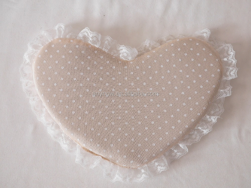 Lovely Bone and Heart Shape Wrist Support Mouse Pads For Desktop
