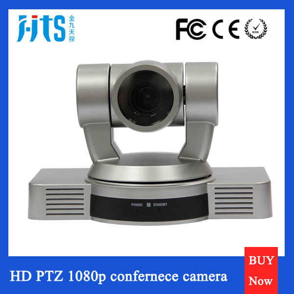 Video conferencing equipment confrence table installation USB 1080p wide angle tracking full hd ptz camera