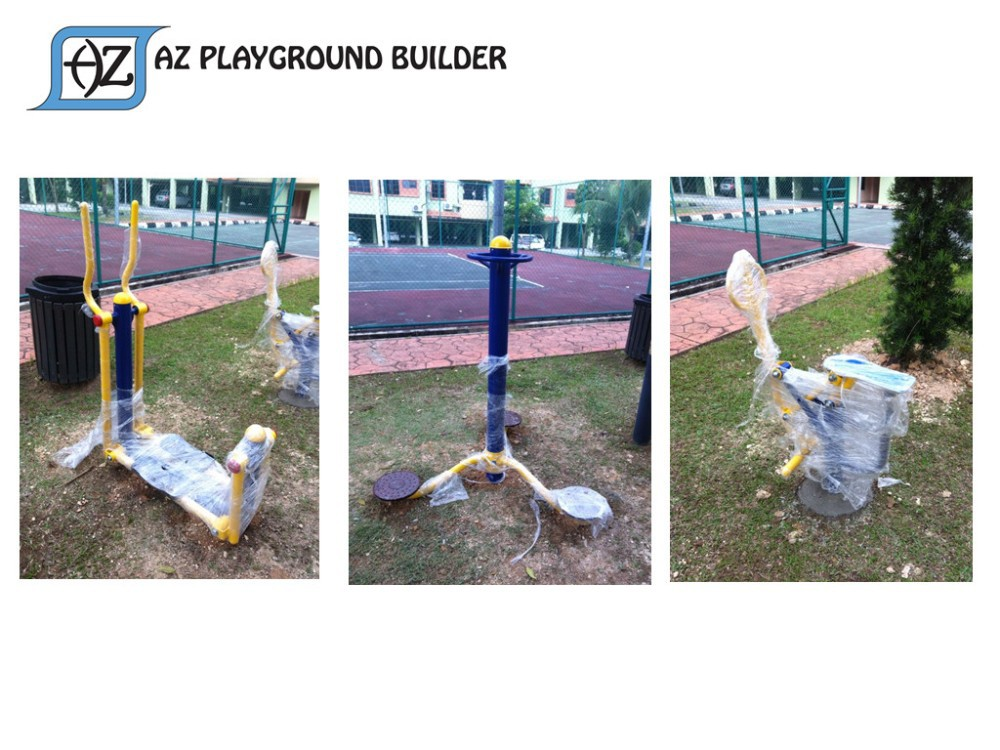 Gym Equipment - Outdoor