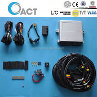 Italy famous Act 5/6/8cyl ecu kits / cng lpg conversion kit /car engine fuel system ecu