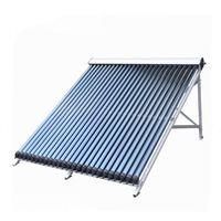 OUSIKAI High Quality Low price 20 Tubes parabolic trough solar collector