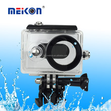 Original Xiaomi Yi Camera Waterproof Case, Mi Yi 40M Diving Sports Waterproof Box, Yi Action Camera