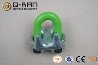Drop Forged Carbon Steel Cable Clamp U.S. Type Powder Wire Rope Clip